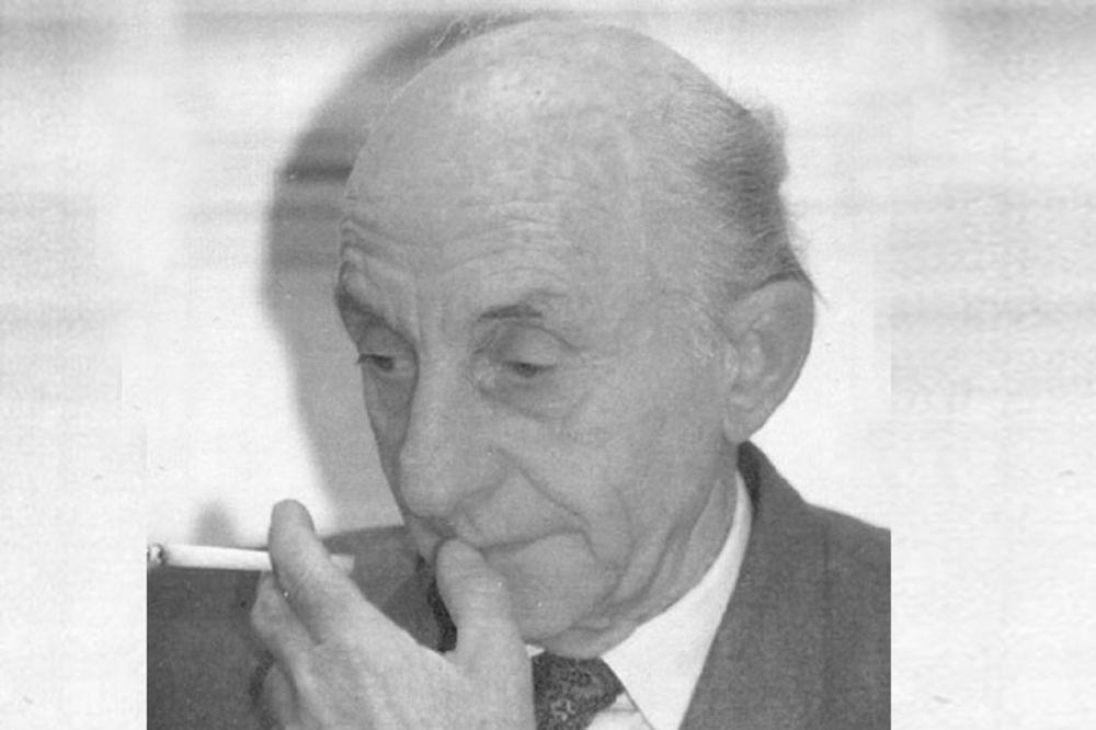 Preminuo književnik Danilo Nikolić