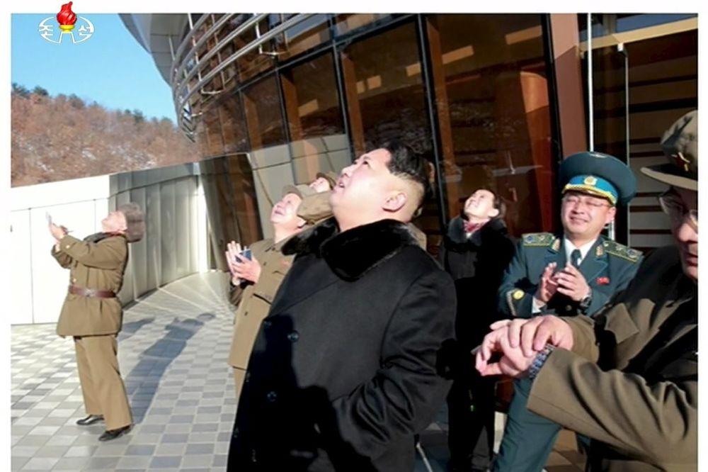 STRUČNJACI UPOZORAVAJU: Kim Džong-un priprema novu nuklearnu probu