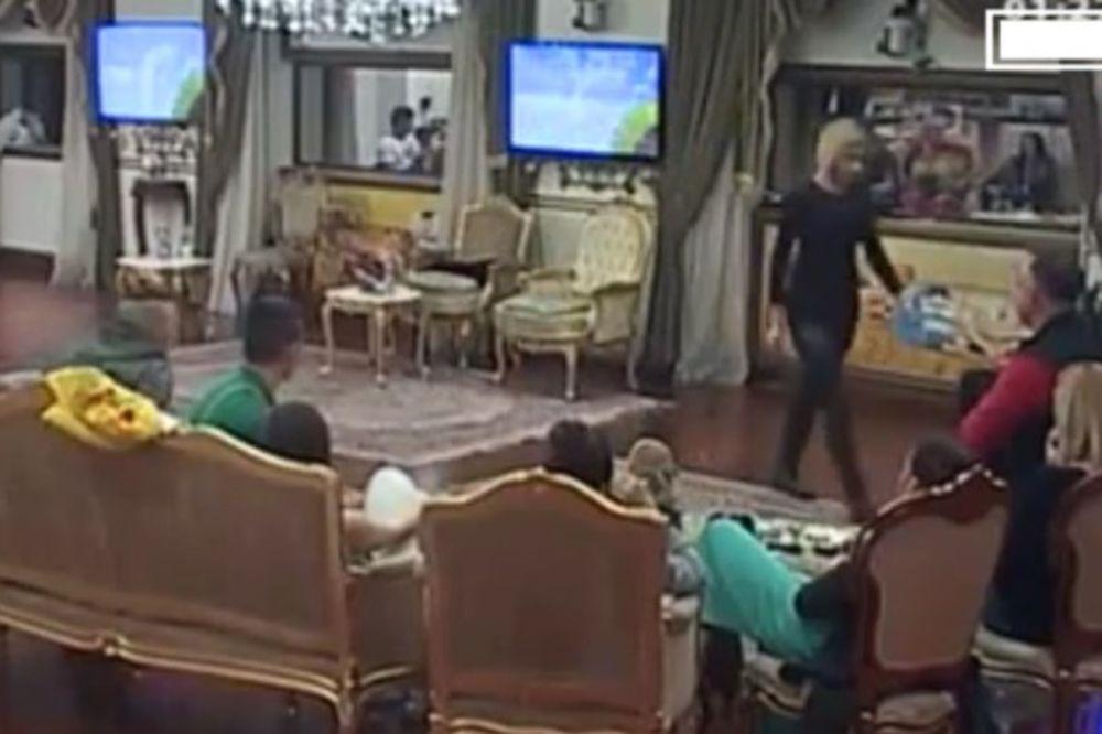 (VIDEO) GASTOZ NAPRAVIO SKANDAL: Voditeljka Parova napustila emisiju uživo!