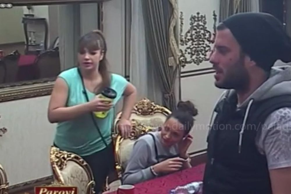 (VIDEO) OPET FRKA U PAROVIMA PREKINUT PROGRAM: Miljana ispolivala Gastoza!