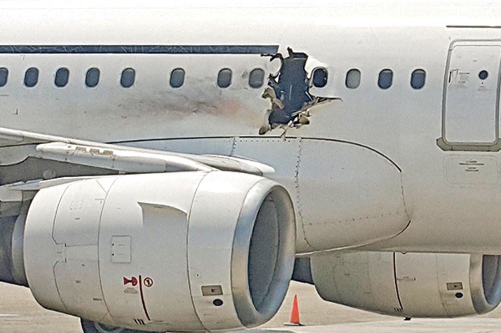 NOVI DETALJI: Bomba bila namenjena turskom, a ne somalijskom avionu