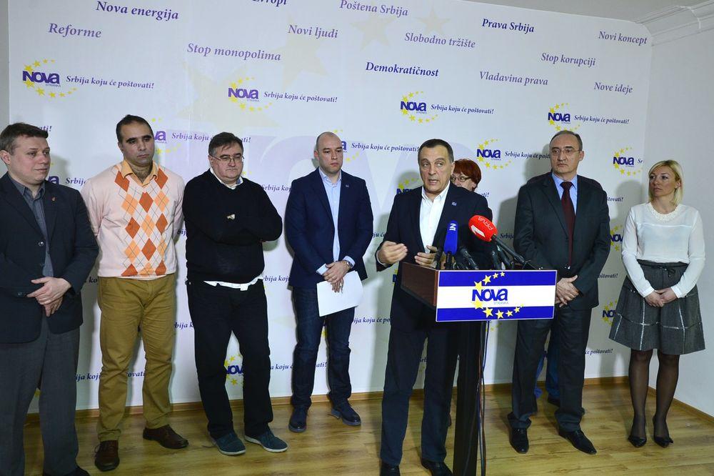 SASTANAK STALNE KOMISIJE OPOZICIONIH STRANAKA Živković: Obezbedićemo fer izbore!