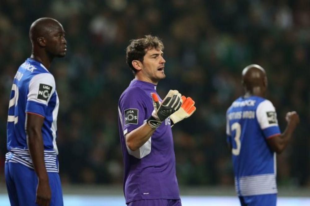 (VIDEO) NOVA BLAMAŽA KASILJASA: Golman Porta primio gol u 10. sekundi!