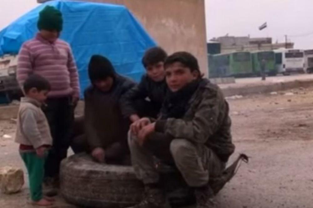 NASTAVLJA SE VELIKI MIGRANTSKI TALAS: Oko 70.000 ljudi napustilo Alep i kreće se ka Evropi