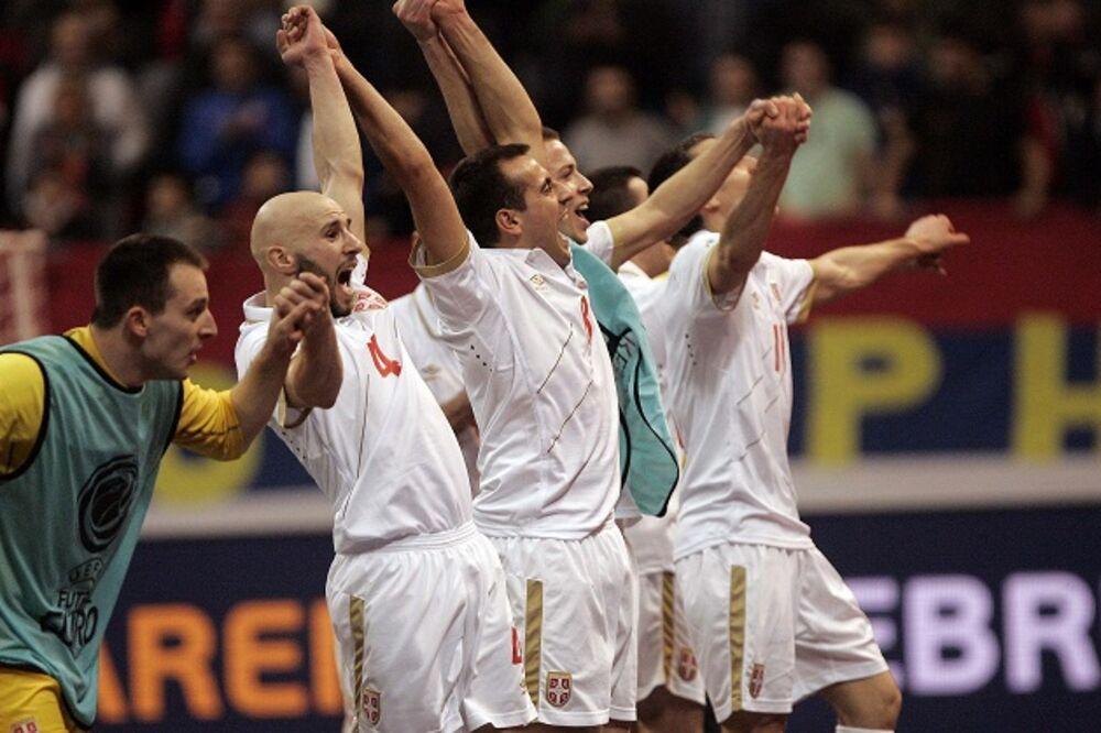 (BLOG UŽIVO, VIDEO): Srbija - Ukrajina (18.30)