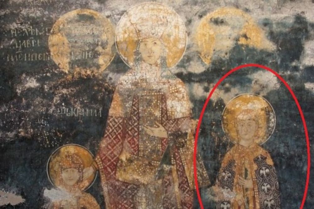 MISTERIOZNA SRPSKA PRINCEZA: Freska u Dečanima krije najveću tajnu srednjovekovne Srbije