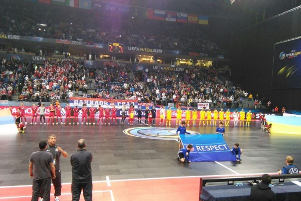 NEMA PROŠIRENJA ARENE: Za polufinale i finale samo 11.161 mesto