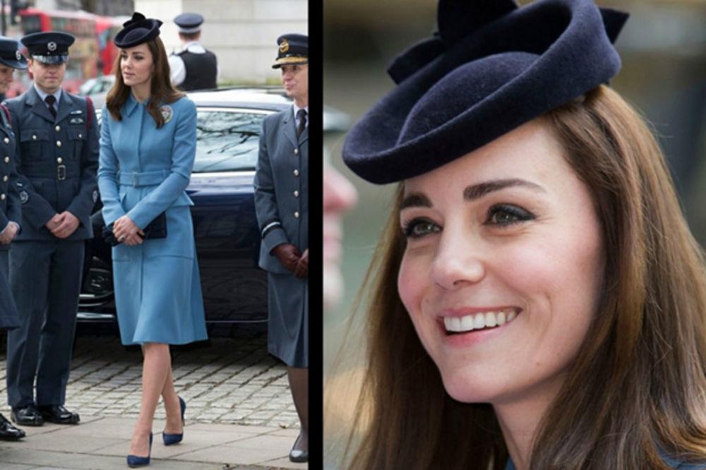 (FOTO) NEOBIČAN DETALJ NA LICU KEJT MIDLTON: Mala korekcija potpuno promenila izgled vojvotkinje!