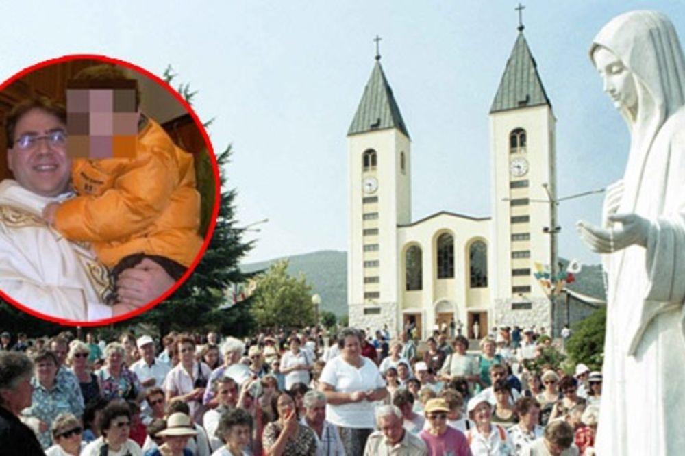 UŽAS U MEĐUGORJU: Italijanski sveštenik platio braći hodočašće pa ih silovao na svetilištu!