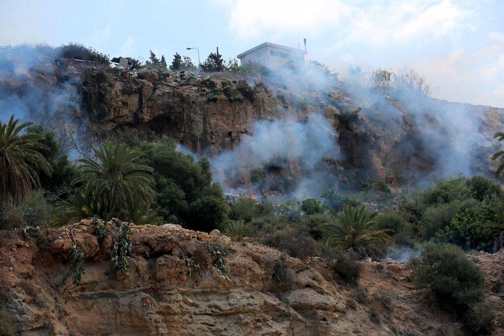 DŽIHADISTI OBORILI LIBIJSKI VOJNI AVION: Pilot uspeo da se katapultira