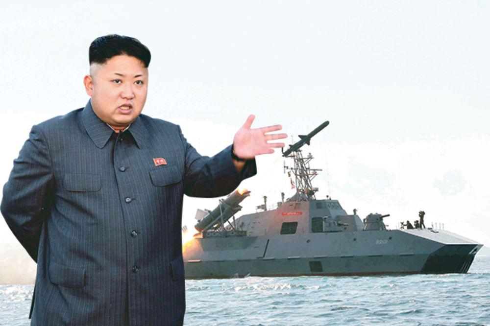KOREJE NA IVICI RATA: Amerika u strahu od nuklearnog napada
