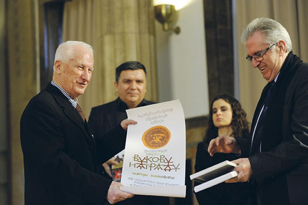 Nedavno je dobio Vukovu nagradu (Foto: Tanjug)
