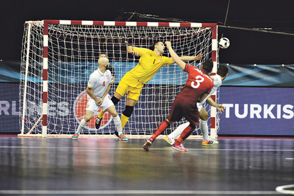 BEDA: Futsal igrači u Srbiji zarađuju po 300 evra