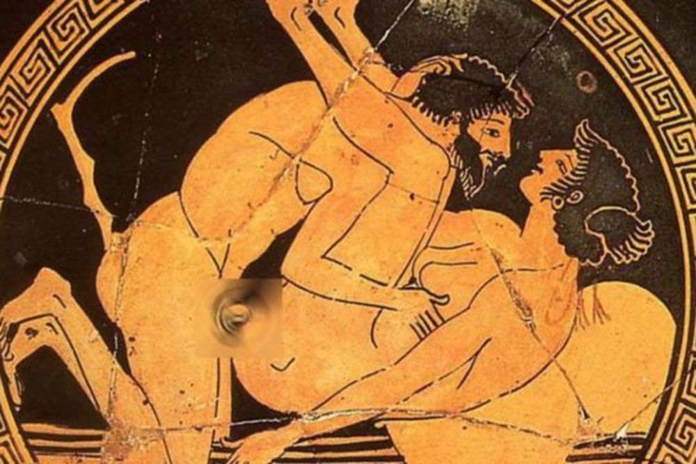 (18+) KADA SU LJUDI BILI BOGOVI, A BOGOVI LJUDI: Ovako je to bilo u Grčkoj kad seks nije bio tabu
