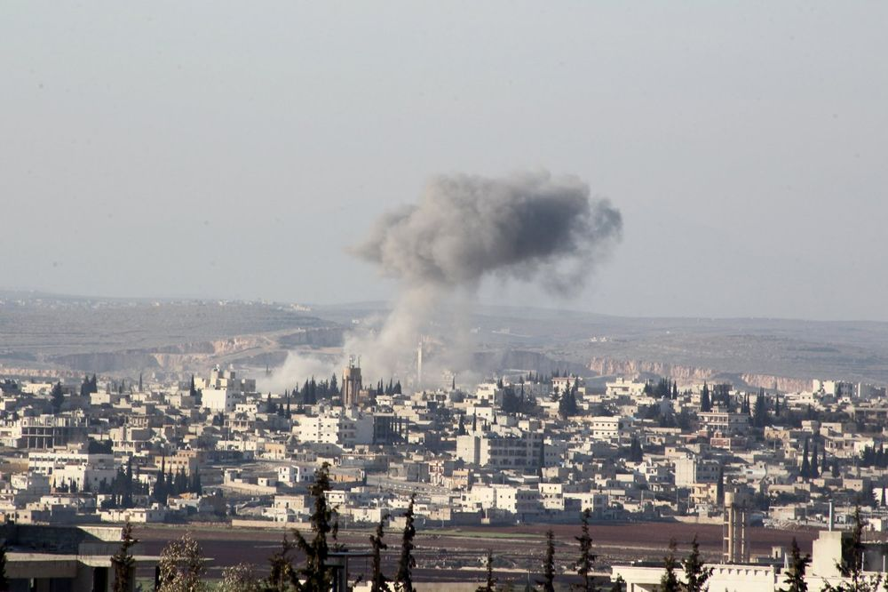 PRIPREMA ZA ODLUČUJUĆU BITKU: Sirijske snage jurišaju na Alep, poslednje uporište militanata