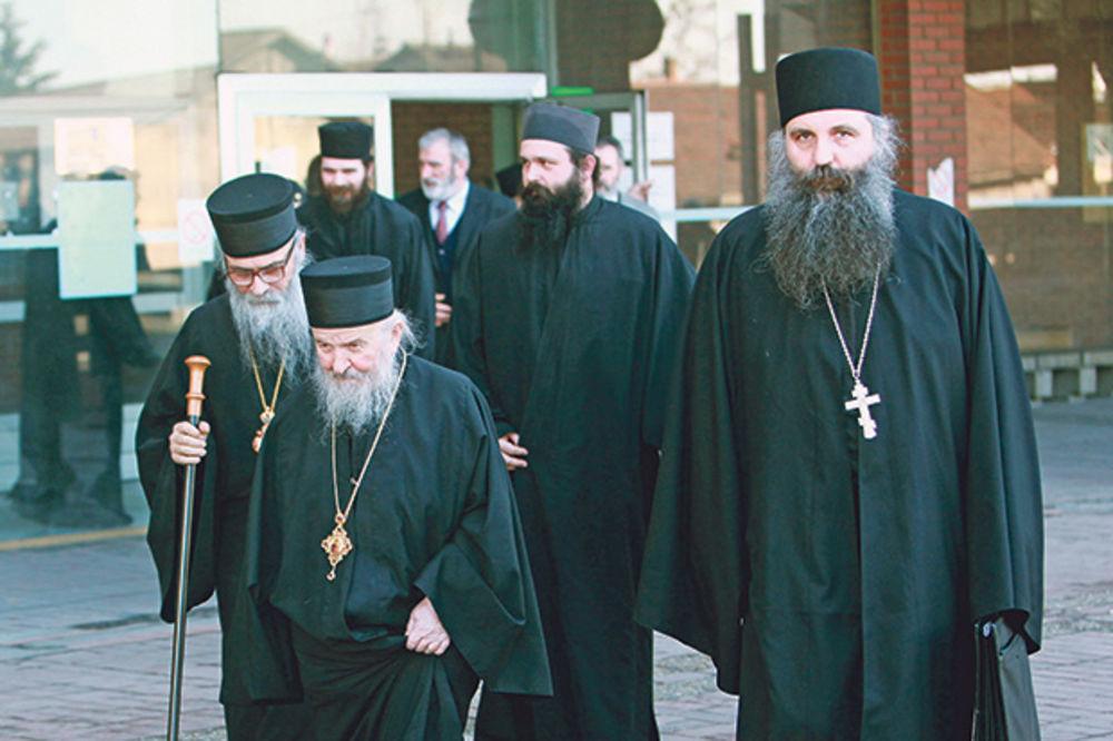 Artemije Radosavljević, Marko Radosavljević, Simeon Vilovski, foto Aleksandar Jo