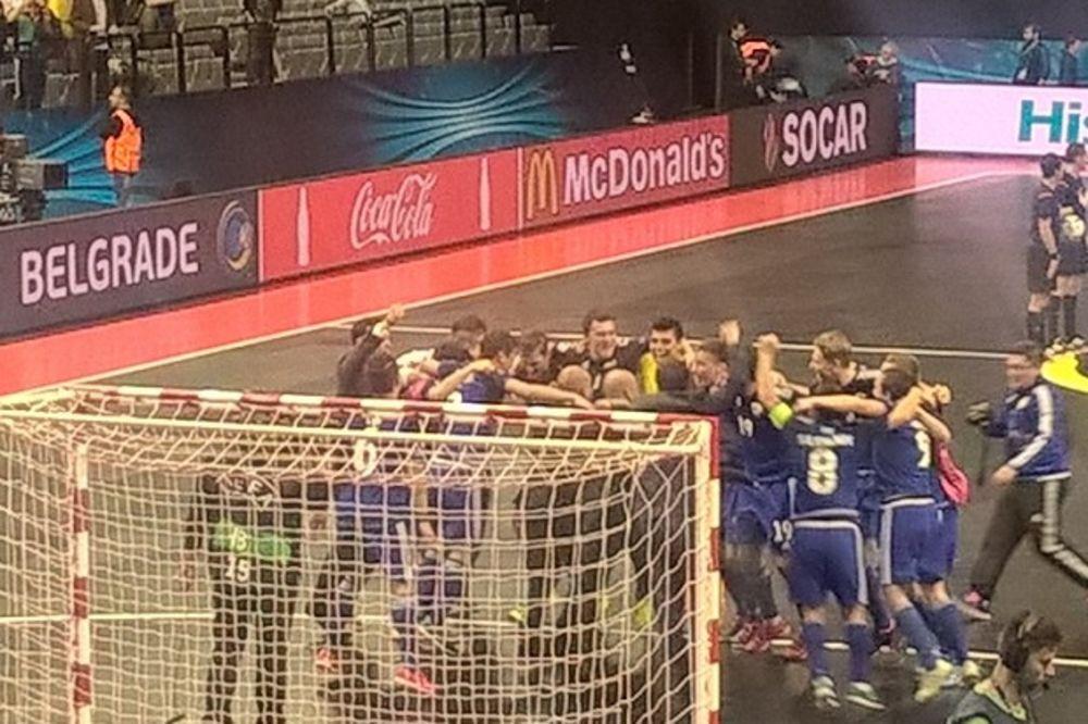 (VIDEO) NAJVEĆA SENZACIJA U ISTORIJI EP: Kazahstanci skinuli krunu Italijanima i prošli u polufinale