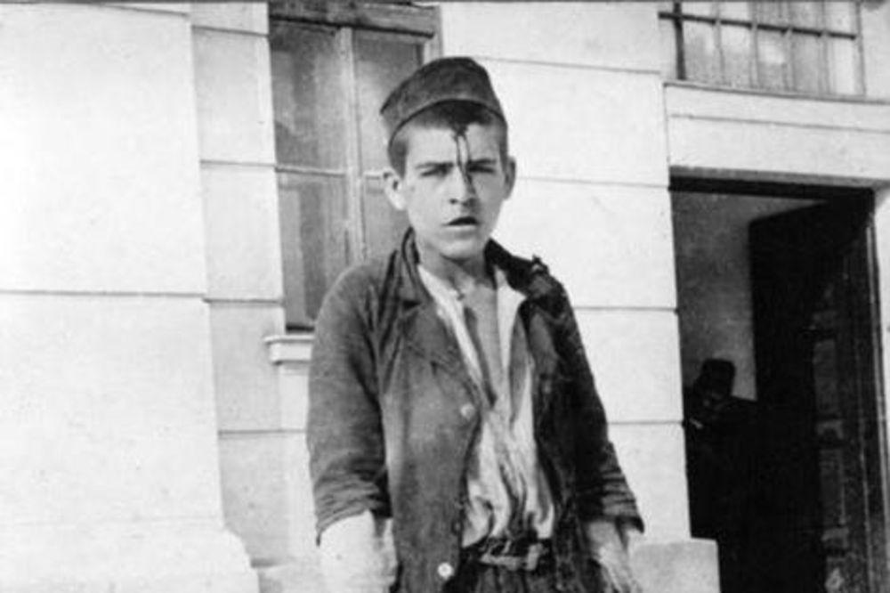 UREZALI SU MU KRVAVU PETOKRAKU Heroj partizana ubijen sa 17 godina, ali njegova slava je večna!