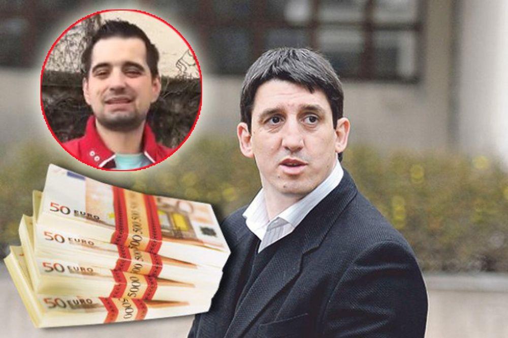 (VIDEO) KRISTIJAN BEŽI OD MUKIJA: Prava je jajara, uzeo mi je 14.000 € i 2 godine ne vraća!