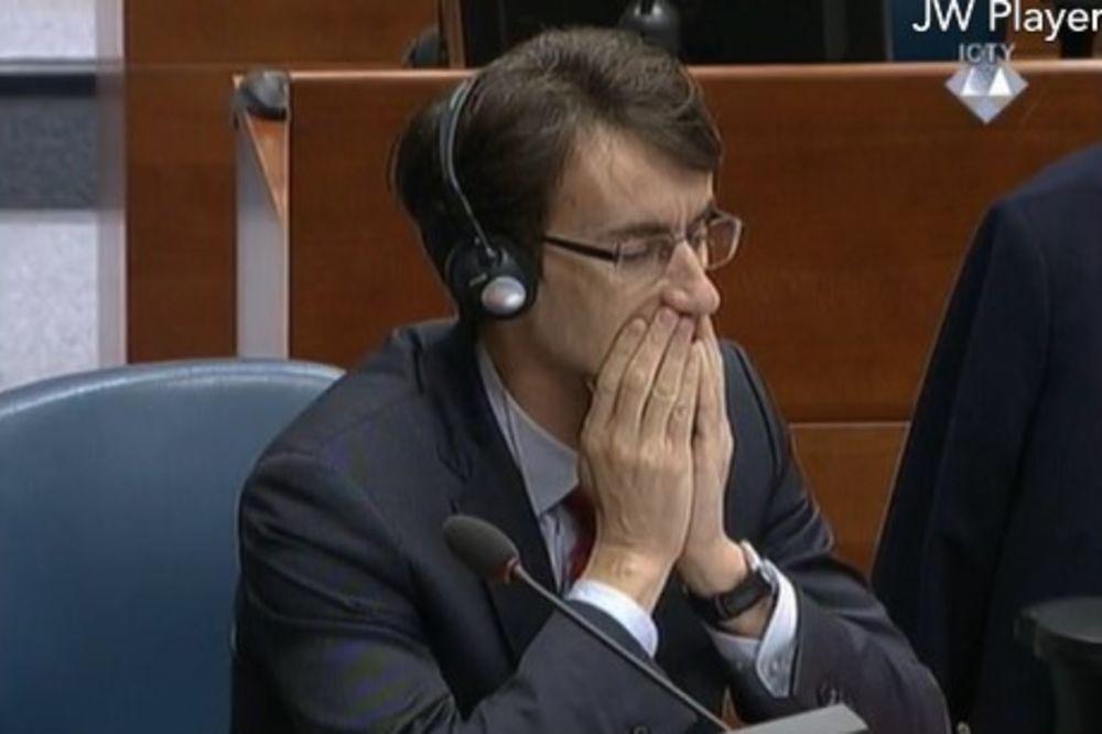 BAHATI HAG: Vlada Srbije šalje protestnu notu zbog osinog ponašanja sudije prema Obradoviću!
