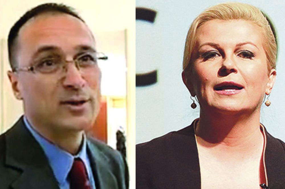 DA LI JE OVAJ ČOVEK MOĆNIJI OD KOLINDE: Predsednica Hrvatske potpislala njegovu smenu, međutim...