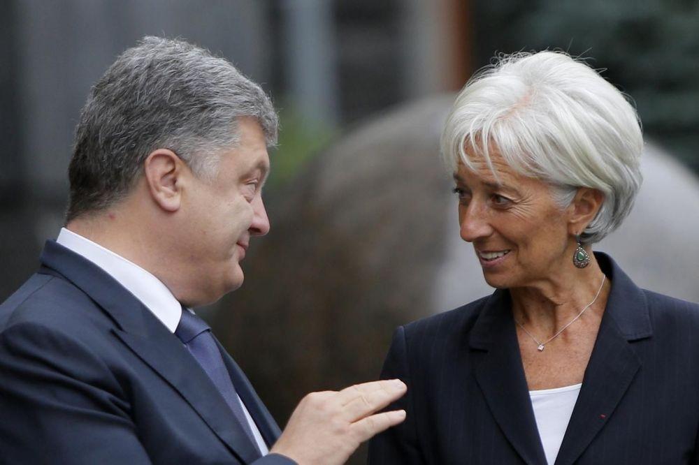 MMF PRETI UKRAJINI: Ostaćete bez novčane pomoći ako ne sprovedete reforme