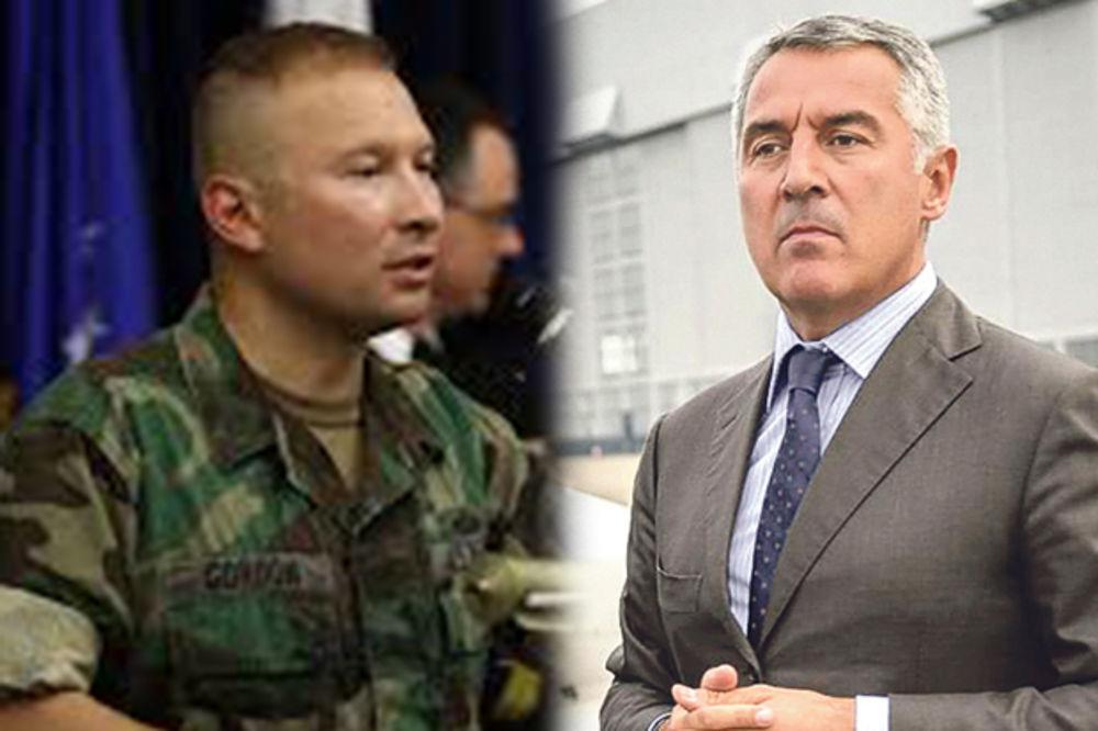 AMERIČKI GENERAL PROVALIO MILA: Đukanović bi u NATO da ne završi u zatvoru!