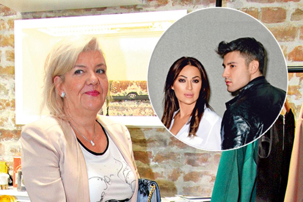 MARINA TUCAKOVIĆ: Biću kuma Ceci i Aci na venčanju!