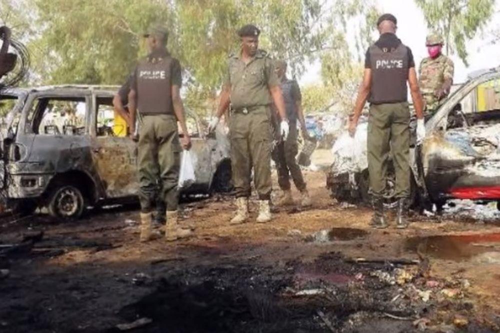 (VIDEO) NIGERIJA ZAVIJENA U CRNO: Žene bombaši raznele 56 ljudi