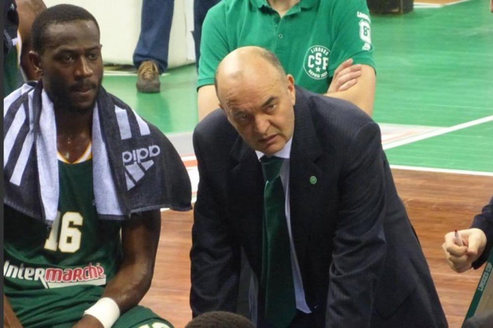 SLEDEĆA JE GRAN KANARIJA: Vujošević preko bratskog PAOK-a odveo Limož u osminu finala Evrokupa