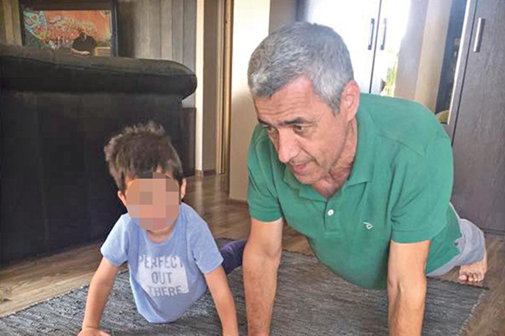 Oliver Ivanović pušten na tri sata za rođendan sina (5)