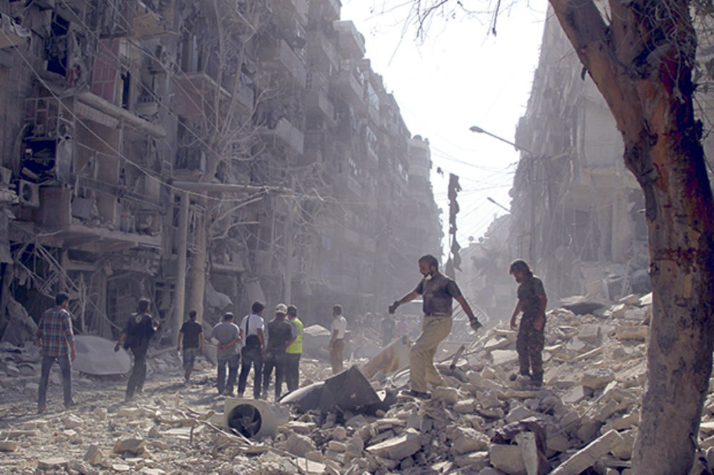 NOVI CRNI BILANS: 280.000 ljudi poginulo za 5 godina rata u Siriji