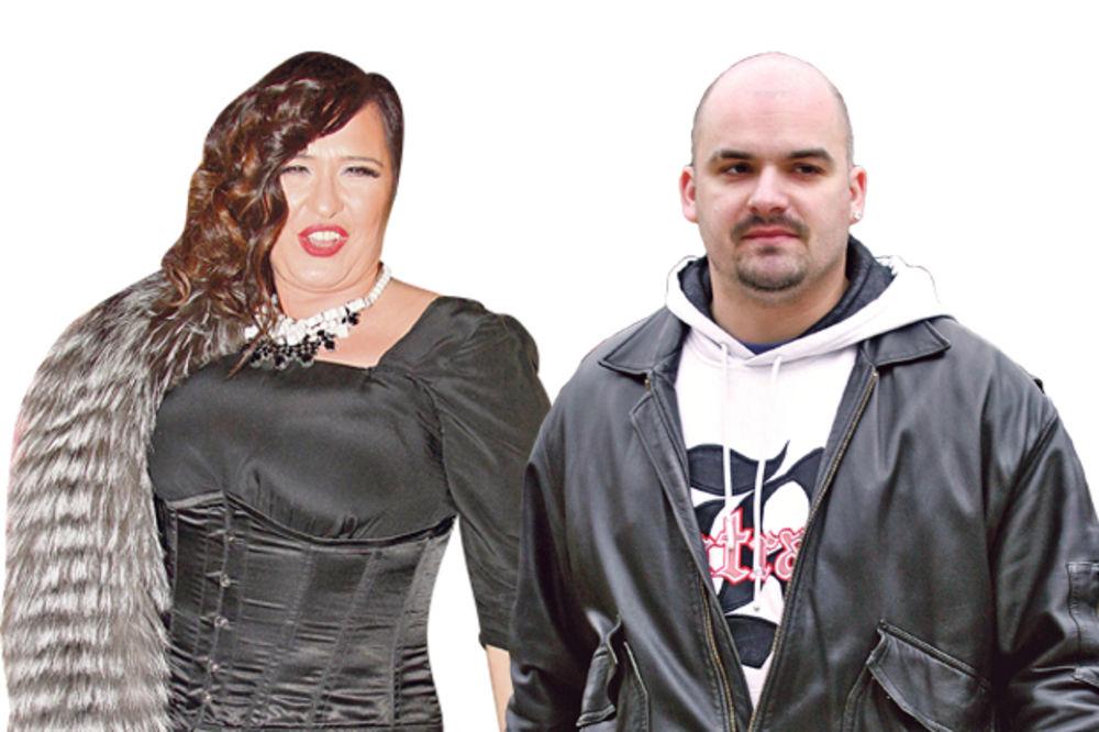 Marija Mihajlović, Vladimir Ilić Ila, foto Dragan Kadić, Dragana Udovičić