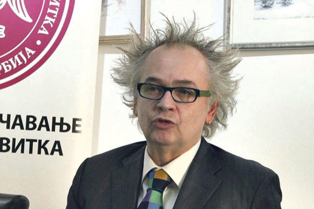Članovi Omladinske filharmonije: Sram vas bilo, gospodine ministre Tasovac!