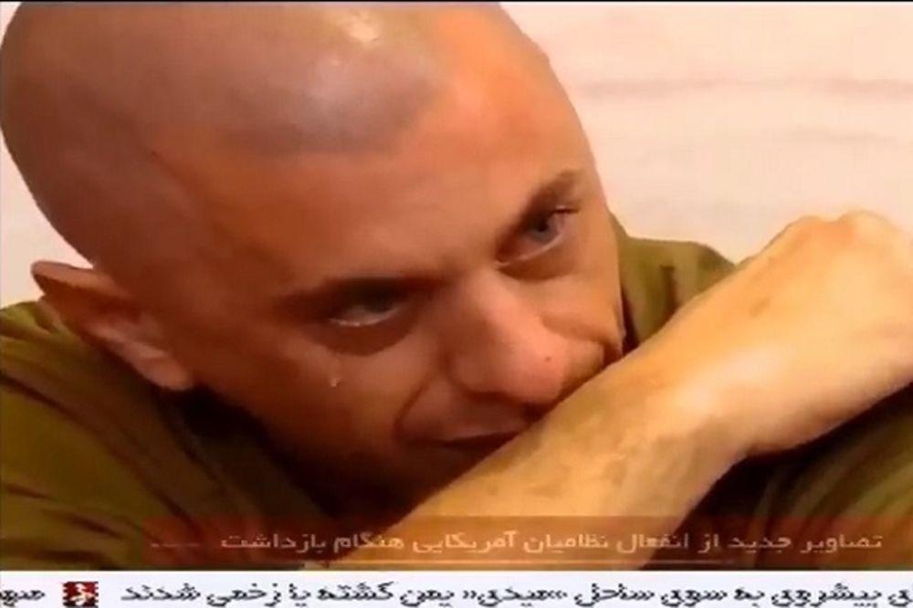 (VIDEO) SAD ZGRANUTE: Iran objavio video-snimak uplakanog američkog vojnika