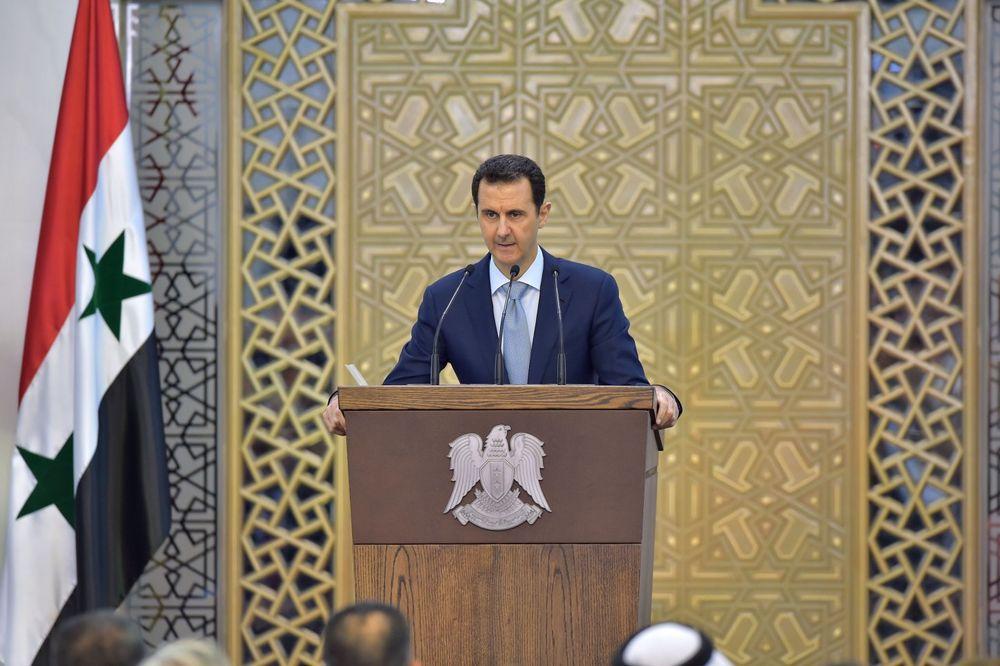 ASAD: Evropa je direktan uzrok što Sirijci beže iz domovine