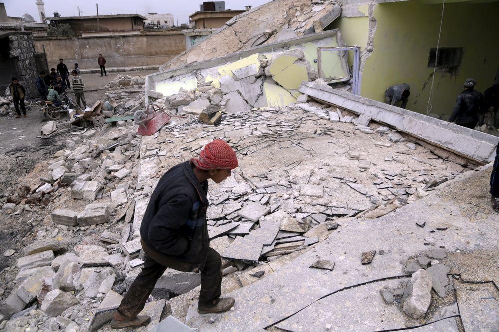 (VIDEO) KO JE POGODIO 2 BOLNICE? Rusija i Amerika optužuju jedna drugu za bombardovanje Alepa
