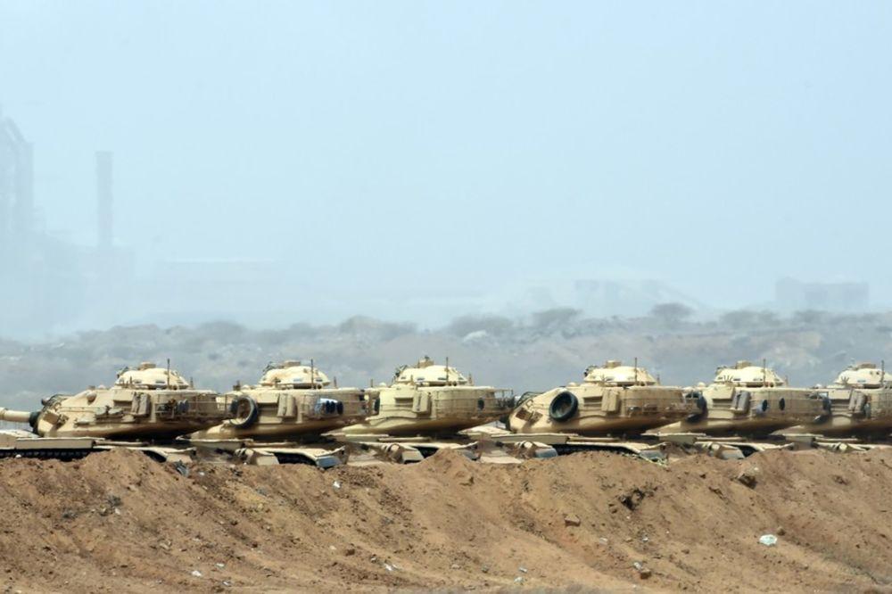 SADA I ZVANIČNO: Saudijska Arabija šalje kopnene trupe u Siriju