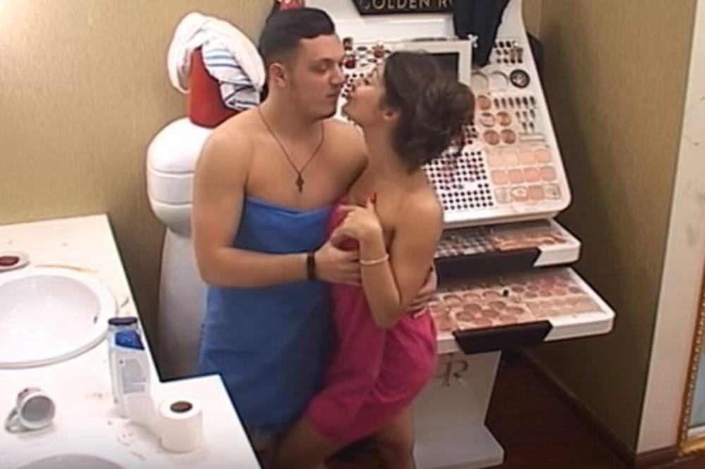 (VIDEO) ŽESTOKA NOĆ U PAROVIMA: Zorica i Gastoz vodili ljubav u kupatilu?