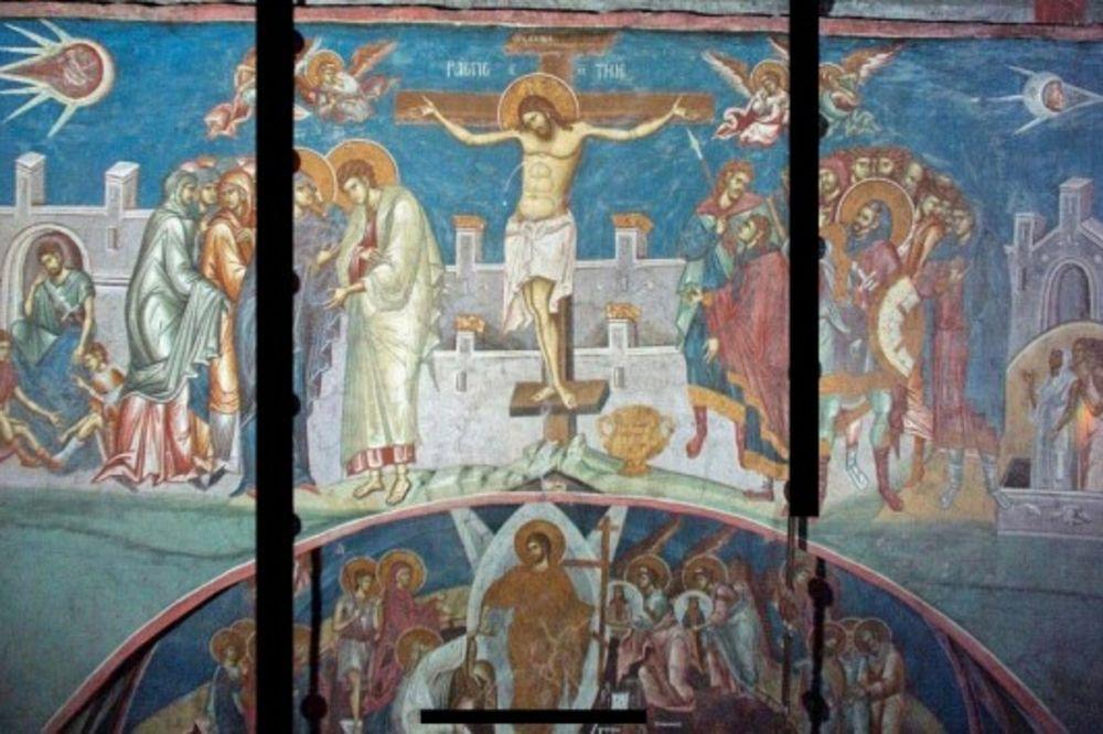 (VIDEO) MISTERIJA SRPSKIH MANASTIRA: Ove freske niko ne ume da objasni!