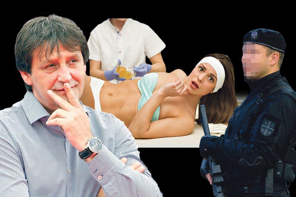 ČITAJTE U KURIRU GAŠIĆU PUKAO SALON: Žene sramota da se depiliraju zbog njegovih Kobri!