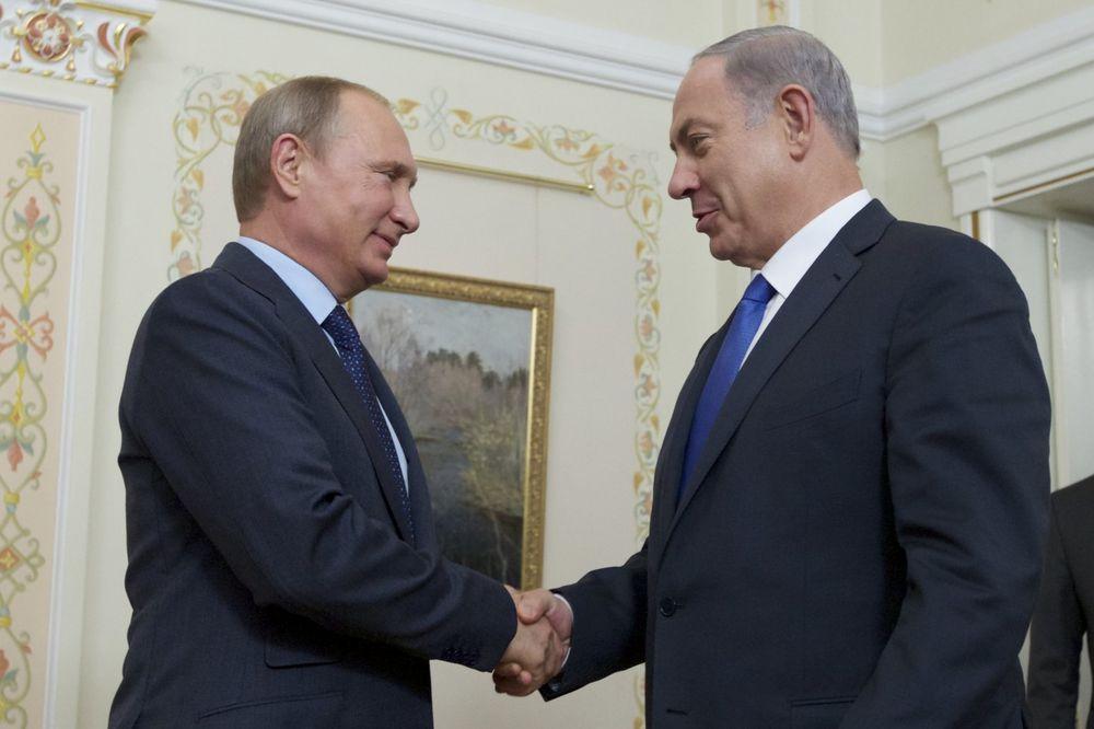 VELIKI BLISKOISTOČNI PROJEKAT: Rusija i Izrael uspostavljaju zonu slobodne trgovine