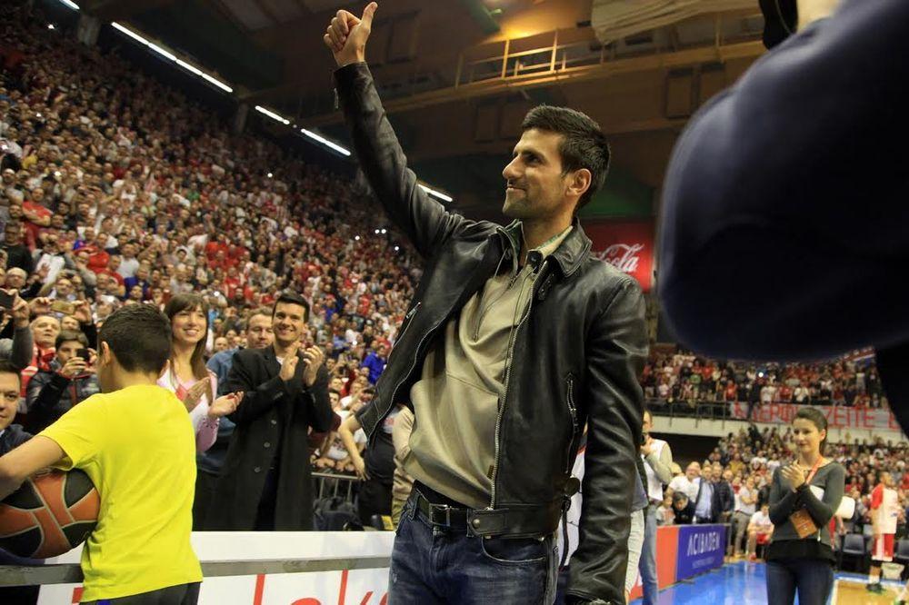 Novak Đoković, košarka, Pionir, Foto: Saša Pavlić