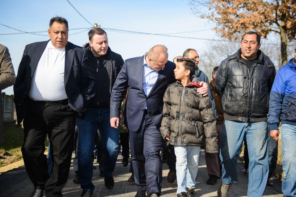 VESIĆ: Put za žitelje romske nacionalnosti u selu Dubrava