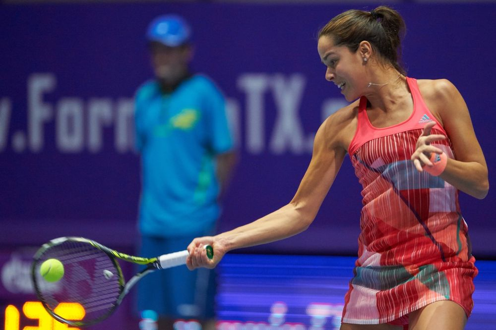 ANA BLISTA U RUSIJI: Ivanović u polufinalu turnira u Sankt Peterburgu!
