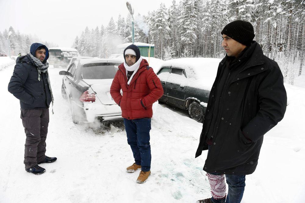 HILJADE IRAČANA ODUSTAJE OD FINSKE: Hladno je, hrana ne valja, vraćamo se kući