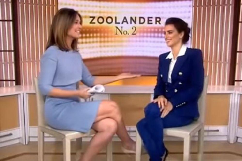 (VIDEO) VODITELJKA UVREDILA PENELOPE KRUZ: Glumica ju je svojim odgovorom postavila na mesto