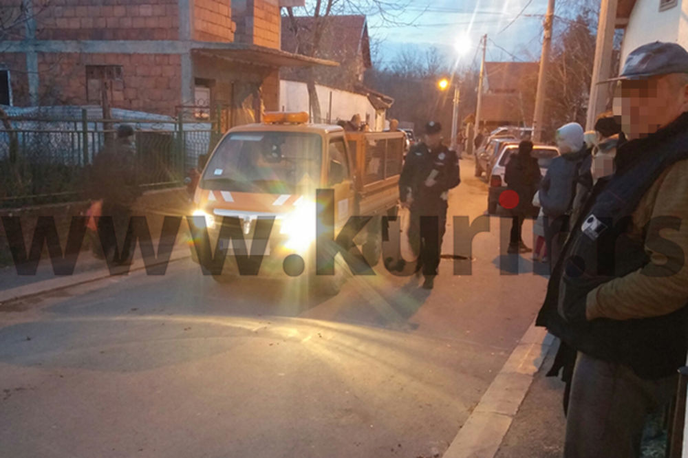 NESREĆA U MALOM MOKROM LUGU: Kamion udario dete, mališan srećom preživeo!