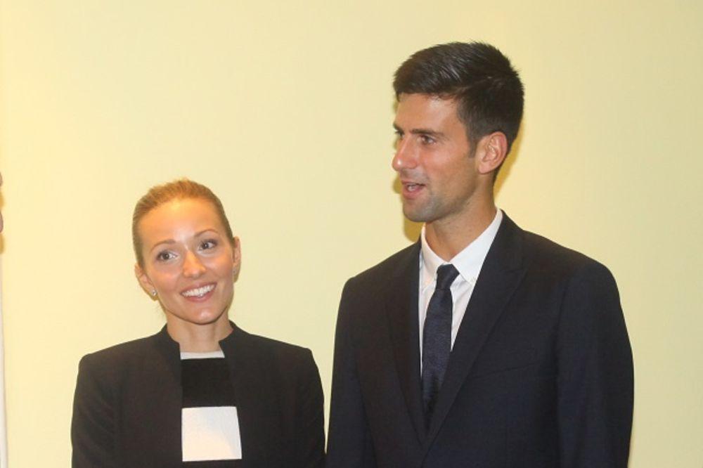 (FOTO) CNN U BEOGRADU ZBOG ĐOKOVIĆA: Novak i Jelena poslali još jednu poruku iz Srbije u svet