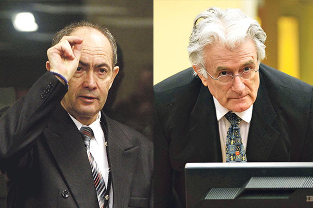 POSLEDNJI TRENUCI: Zdravko Tolimir umro Karadžiću na rukama